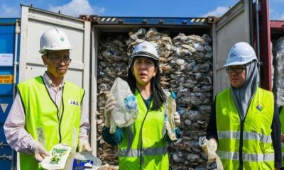 Malaysia stands up for itself and sends back 3000 tonnes of waste to the countries of origin