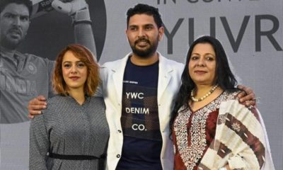 Yuvraj Singh, The Prince of Cricket Retired Recently