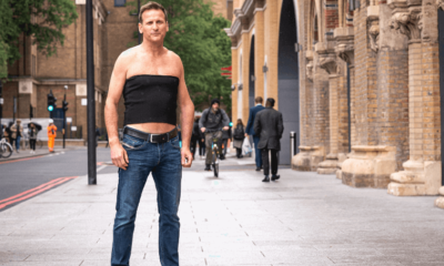 Crop Tops for Men are Now a Fashion Statement