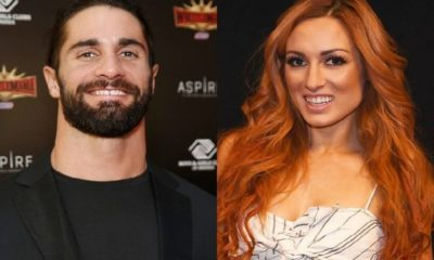 Becky Lynch and Seth Rollins Get Engaged