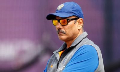 Ravi Shastri Remains as Coach for Team India