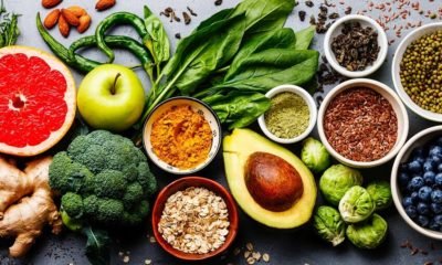 5 Foods That Help You To Control Your Blood Sugar Level