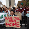 Climate Change Rallies Hit All Over the World