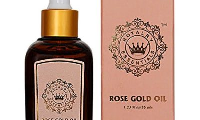 Indulge in Royalty with Rose Gold Face Oil with Royalry Essentials