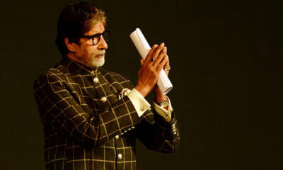 Amitabh Bachhan Unanimously Selected for Dada Saheb Phalke Awards
