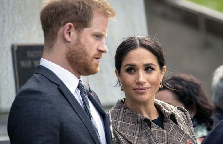 Meghan Markle was Warned About British Media by her Friends