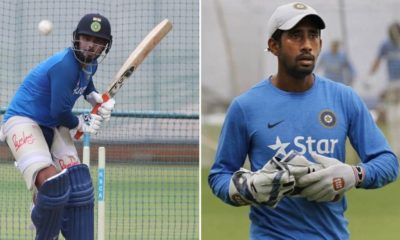 Wriddhiman Saha Confirmed in Team India Ahead of Test Series Against South Africa