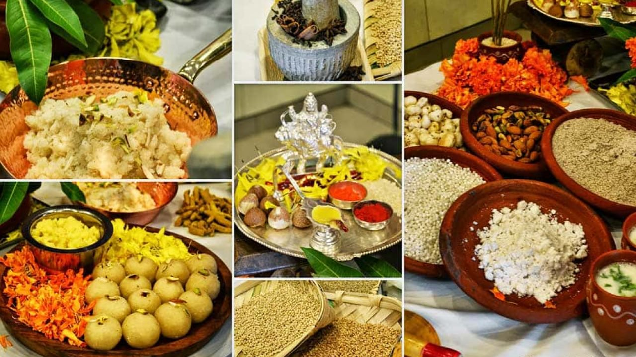 Yummy Foods You Can Have During Navratri And Durga Puja