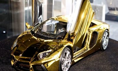Greet the Most Expensive Car in the World