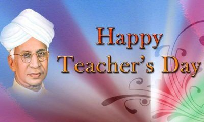 India Celebrates Teachers Day 2019!