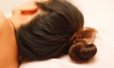 Why I Always Tie My Hair In a Bun When I Sleep