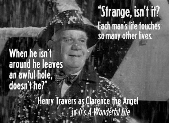 Clarence The Angel