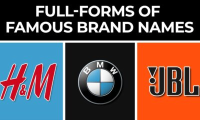 25 Brand Names